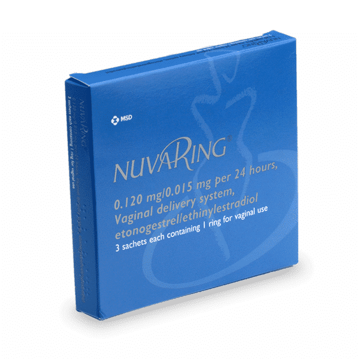 Acheter NuvaRing en ligne | Prix & Avis - Livraison 24h en