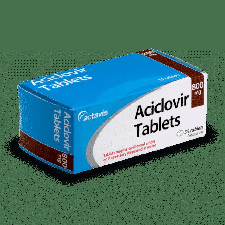 Acheter Aciclovir en ligne | Livraison rapide 24h