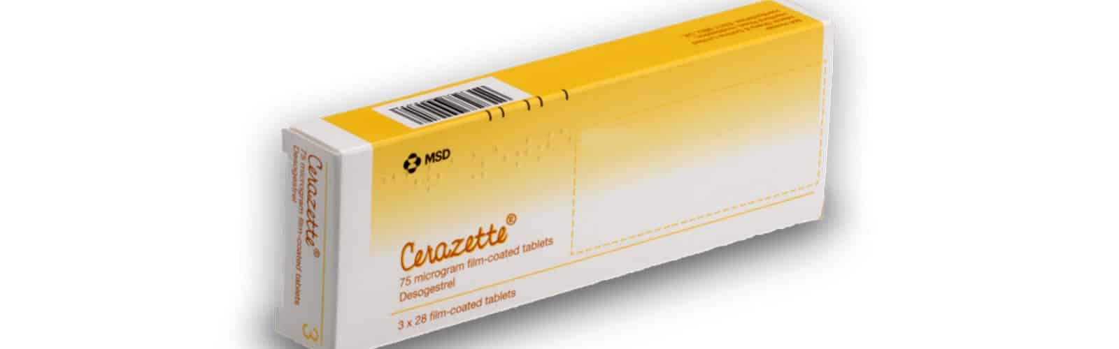Acheter Cerazette en ligne | Pharmassimo