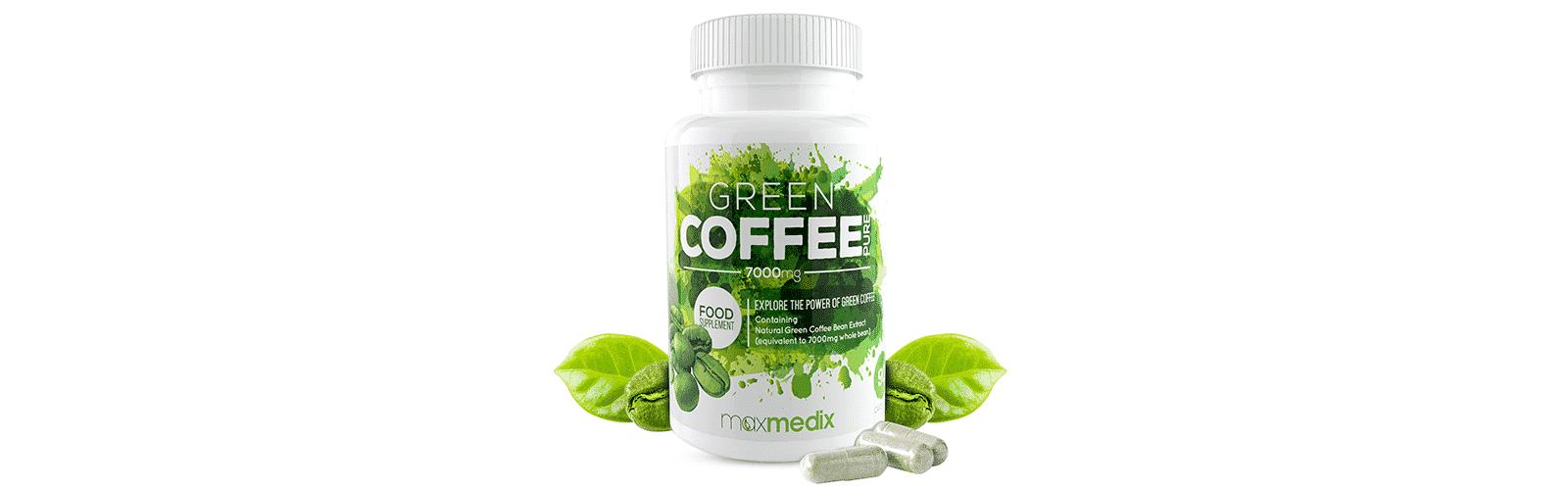 Acheter Green Coffee Bean Pure en ligne | Prix & Avis