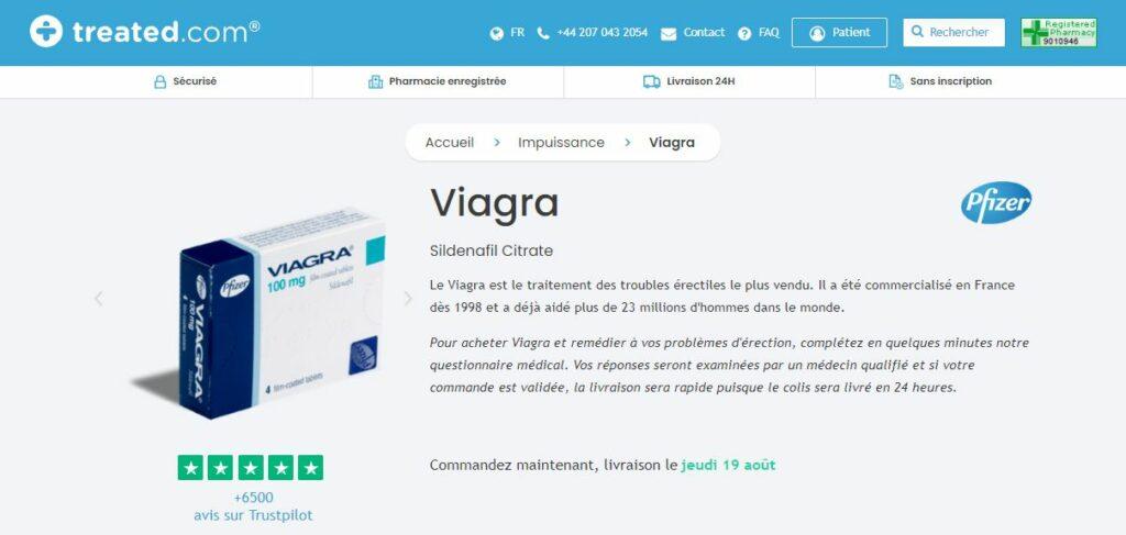 Treated - Acheter Viagra